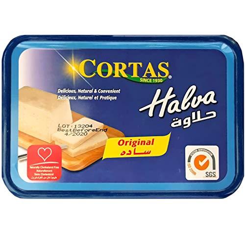 Cortas - Premium Halva 1 Lb / 454g (Plain)