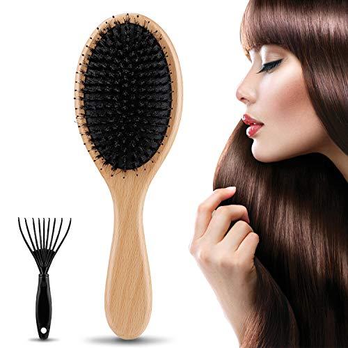 water absorbing hair brush - 4