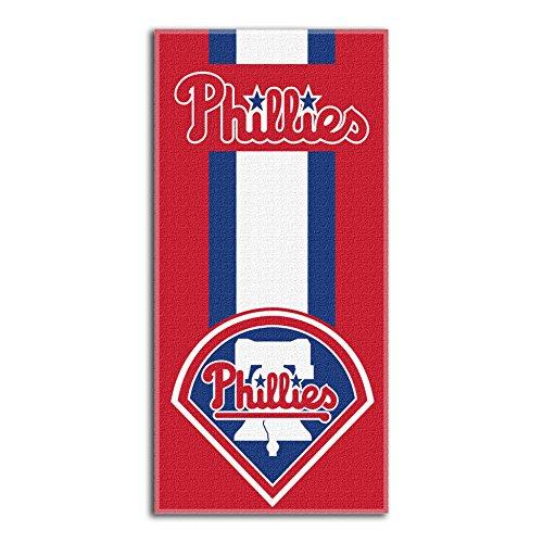 Philadelphia Phillies Bath Towel Phillies Bath Towel