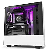 NZXT H510i Compact Mid-Tower with Lighting and Fan Control