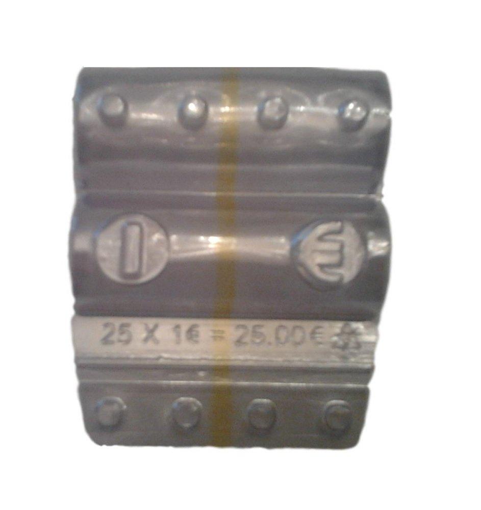 Blister per monete euro - Kit 200 blister portamonete da 1 euro Holenburg