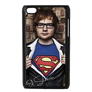 Customize Famous Singer Ed Sheeran Back Cover Case for For Iphone 4/4S Cover