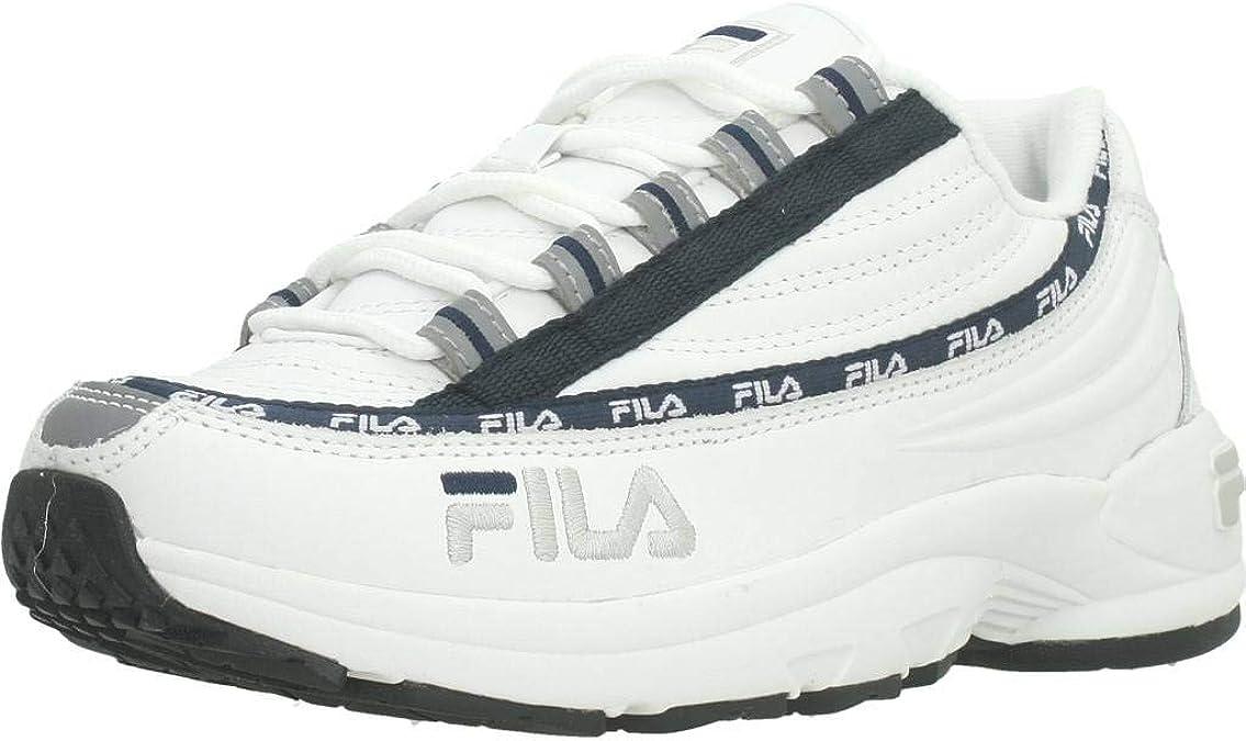 Fila Dstr97 L - Zapatillas Bajas Mujer: Amazon.es: Zapatos y complementos