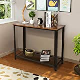 KingSo Console Table, Entryway Sofa Table with