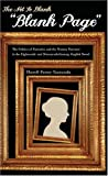 img - for The Not So Blank Blank Page: The Politics of Narrative and the Woman Narrator in the Eighteenth- and Nineteenth-century British Novel by Thorell Porter Tsomondo (2007-01-01) book / textbook / text book