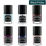 Healthy Manicure is a Hot Trend in the Fashion Realm Right Now! Beauty and Health,You Got Both!Say goodbye to the old unhealthy gel nail polish, and start a new colorful life with BONTIME Healthy Nail Polish right now! If you care for your na...