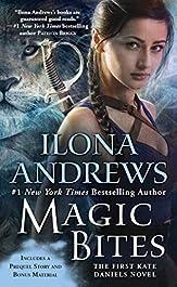 Magic Bites (Kate Daniels, Book 1)