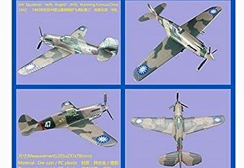 Unbekannt Bronco Models 48bk004 Maqueta De Flying Tiger P De 40 C