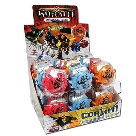 Pack 24 Relojes Lanza Discos Gormiti a 1,75€ unidad OFERTA: Amazon.es: Juguetes y juegos