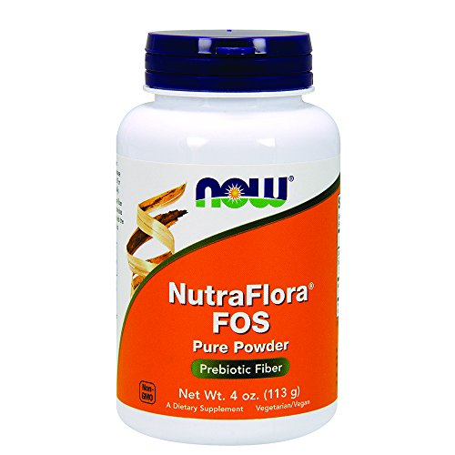 NOW Foods 733739029423 NutraFlora 4 Ounce product image