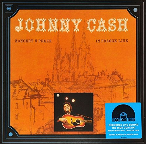 Johnny Cash - Johnny Cash: Koncert V Praze - In Prague Live Vinyl Lp (Record Store Day) - Zortam Music