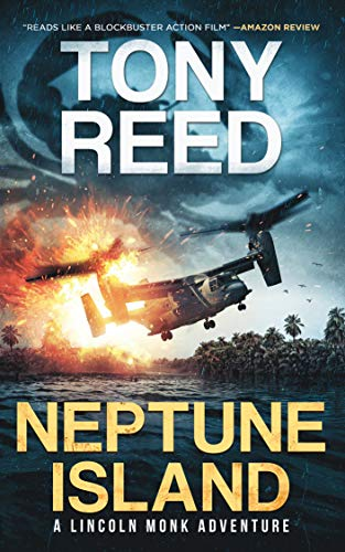 NEPTUNE ISLAND Fast Paced Adventure Thriller ebook product image