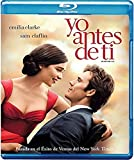 ME BEFORE YOU (YO ANTES DE TI) BLU-RAY (Audio and Subtitles: English, Spanish, French & Portuguese) - IMPORT