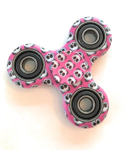 Spinner Squad High Speed & Longest Spin Time Fidget Spinners (Panda)