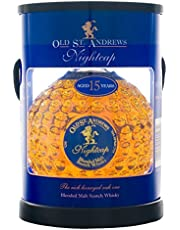 Old St Andrews Speyside 15 Ans Nightcap Blended Malt Scotch Whisky 700 ml