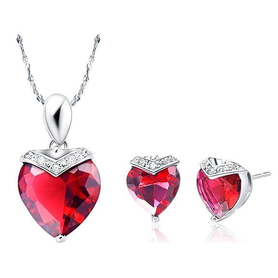 360b4e81b03f Layla Jewellery Mujer Plata de ley (925/1000 ...