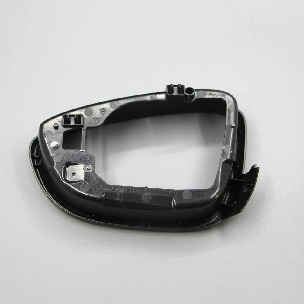 Semoic Right Side Mirror Housing Frame for Passat B7 CC MK6 3C8857602A