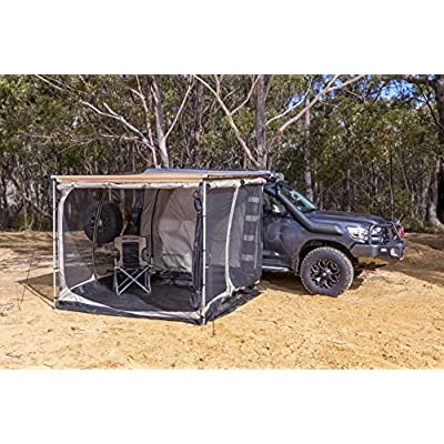 ARB 813208A Awning Room (Deluxe w / Floor 2000mm x 2500mm Heavy Duty) for ARB Awning 814201 or ARB4402A: Automotive