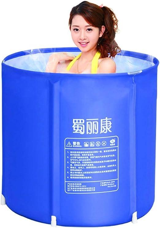 ZHD bathtub Bañera de plástico Barril SPA portatil Adultos ...