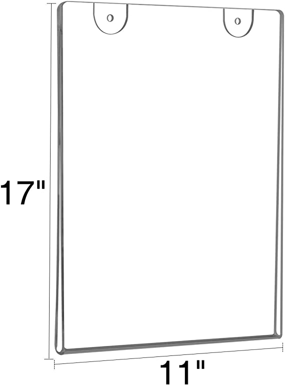Amazon.com: NIUBEE - Soporte de pared para carteles ...