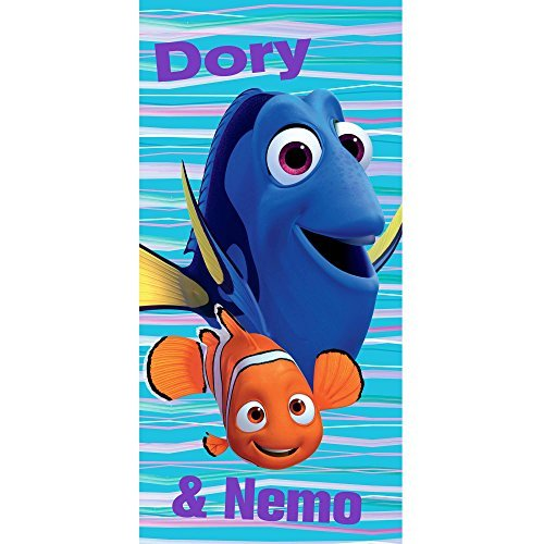 Disney Finding Dory and Nemo Beach Towel Size 28