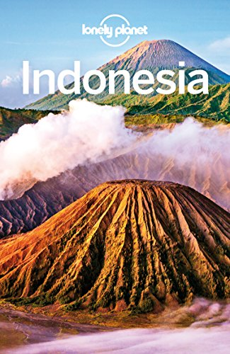 Lonely Planet Indonesia (Travel Guide) cover