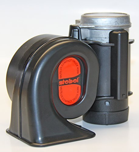 - Stebel 11690058 - Nautilus Compact Truck Mini Air Horn