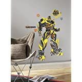 """Transformers: Age of Extinction Bumblebee Wall Decals 29""""x39.5"""""""