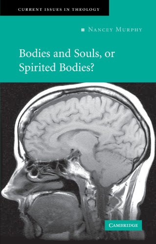 Cover of Bodies and Souls, or Spirited Bodies? (Current Issues in Theology)