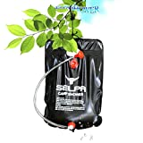 Camping & Hiking,Dartphew 1Pcs Water Bathing Bag 10L,Portable Solar Heated Shower,Reusable Easy to Travel,for Outdoor Hiking Camping Hunting Cycling(Size: 38cm55cm)