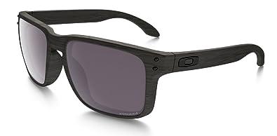 5c28cdda5762 Amazon.com: Oakley Holbrook Sunglasses Woodgrain with Prizm Daily ...