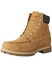 "Timberland Men's Icon 6"" Premium Moc Toe Fashion Boots"