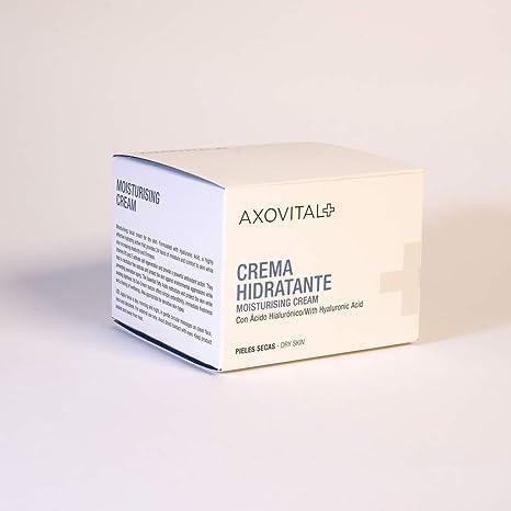 61e085e84 AXOVITAL Crema Hidratante Piel Seca 50 ml: Amazon.es: Belleza