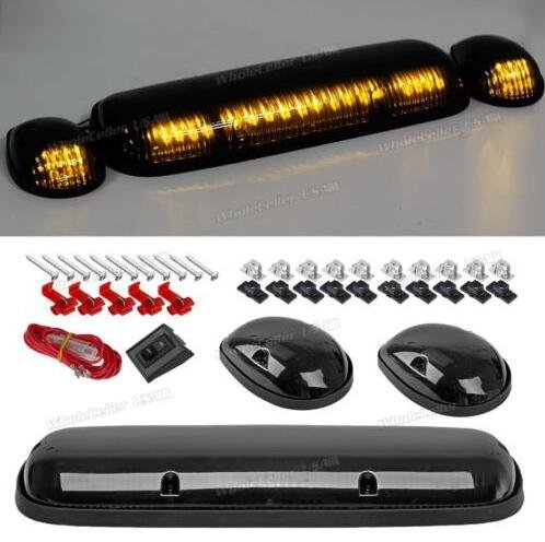 02 2500hd cab lights - 3