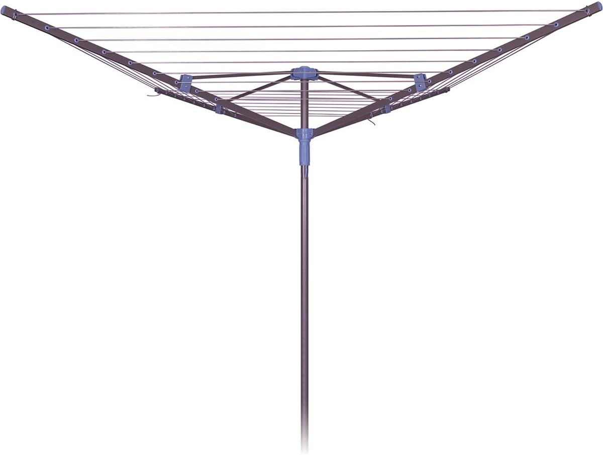 Strata Outdoor Rotary Dryer Clothes Line (164', Aluminium)