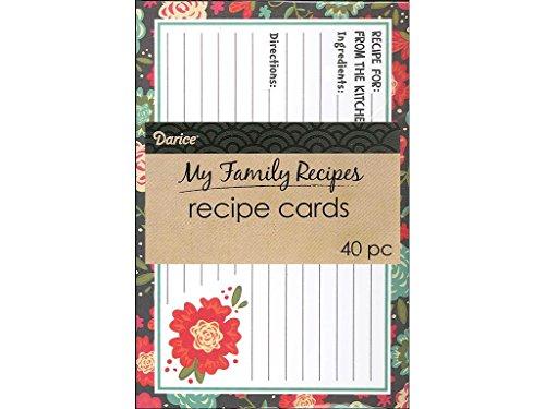 Darice Floral Recipe Pieces 1219 543