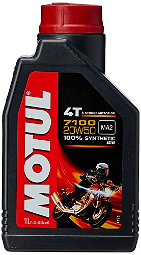 Motul 7100 4T 20W50 Engine Oil