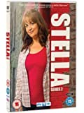 Stella - Series 2 [Region 2 DVD + Keep Calm And Carry On Retro Badge]