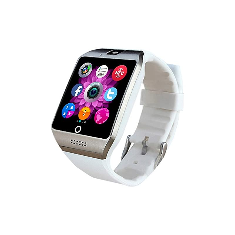 Bluetooth Smart Watch SIM Card Slot Came