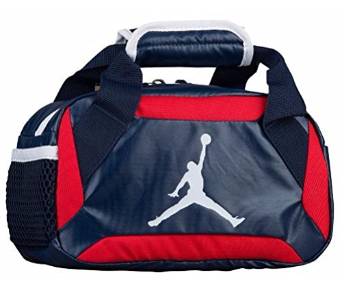 Nike Jordan Jumpman Premium Obsidian/Black/Fire Red/White Lunch Tote Lunch Bag