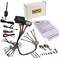 Remote Start & Keyless Entry Kit Fits Select Chevrolet Vehicles [2002-2009] - Prewired To Simplify Install!