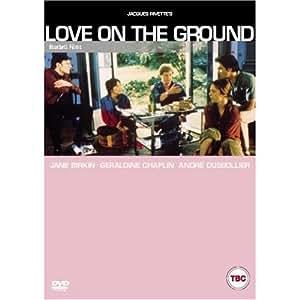 Love on the Ground [Region 2]