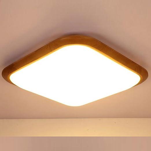 madera dormitorio acogedor ambiente sencillo restaurante de estilo japonés techo de la sala nuevas luces LED