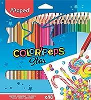 Lápis de Cor Maped Color Peps 48 Cores