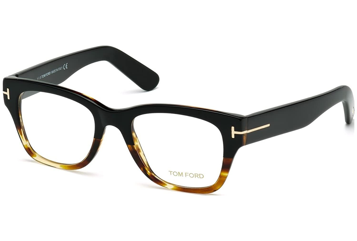 Eyeglasses Tom Ford TF 5379 FT5379 005 black/other at Amazon Men\'s ...