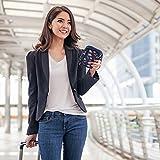 RFID Blocking Passport Wallet, Family Travel