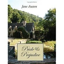 Pride and Prejudice, Large Print