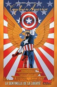 Captain America - Marvel Deluxe, tome 1 : La sentinelle de la liberté par John Cassaday