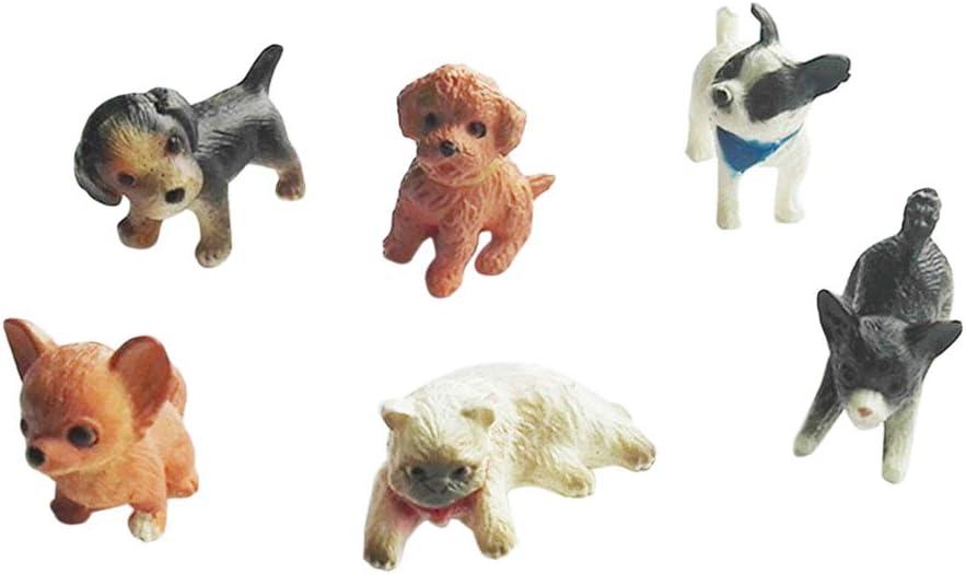 Schleich 13876 Yorkshire Terrier 4 cm Serie Hunde und Katzen