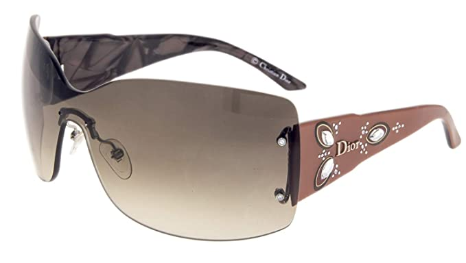 ad771f7f9f8 Christian Dior Women s Ethnidior 2 Brown Frame Grey Gradient Lens ...